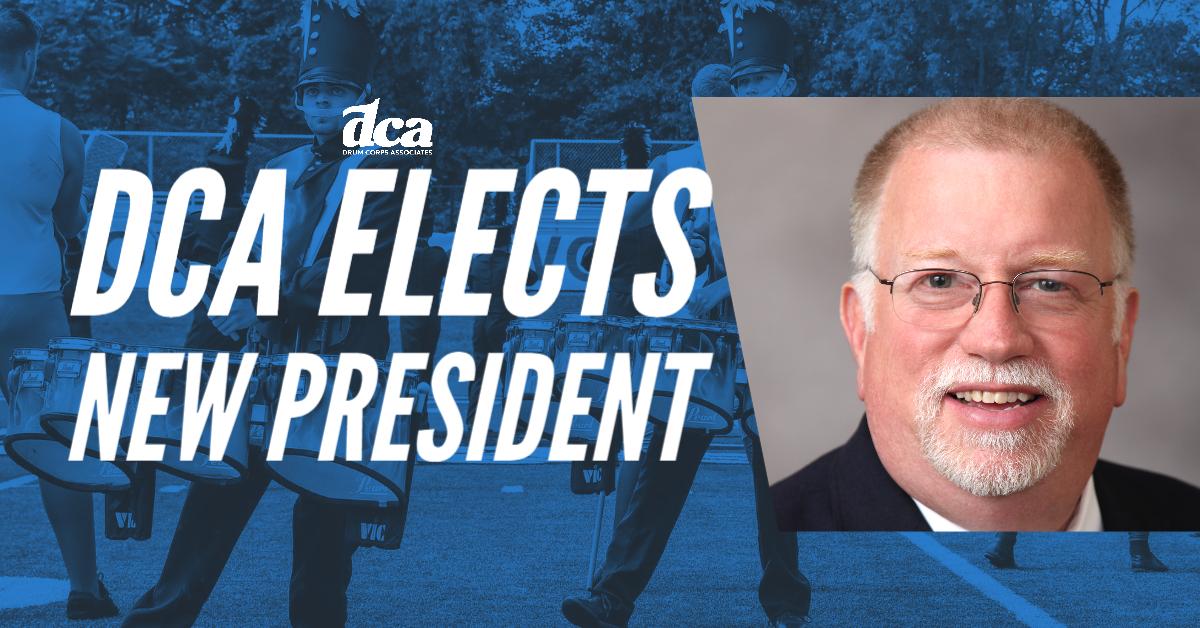 John Carr - DCA President