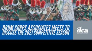 DCA Discusses 2021 Season