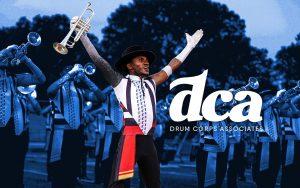 DCA Blue Background Caballeros