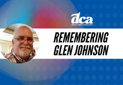 Remembering Glen Johnson